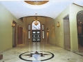 Custom Designed Grand Foyer w/ Intricate Tile Work