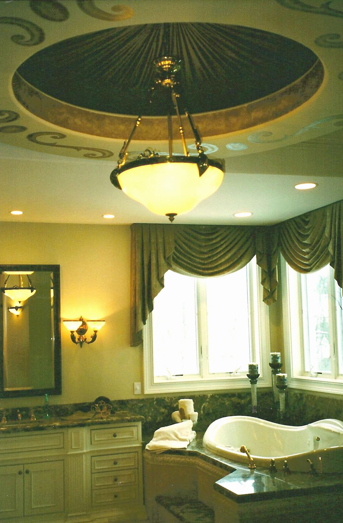 Luxurious Custom Design Master Bathroom