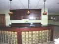 Custom Basement Bar w/ Lighting